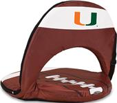 Picnic Time University of Miami Oniva Seat