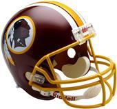 NFL Redskins Deluxe Replica Full Size Helmet