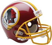 NFL Redskins (1982) Replica Full Size Helmet-TB