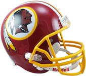 NFL Redskins (78-03) Replica Full Size Helmet-TB