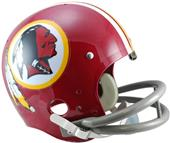 NFL Redskins (72-77) Replica TK Suspension Helmet