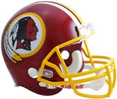 NFL Redskins (1982) On-Field Full Size Helmet (TB)
