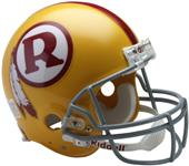 NFL Redskins (70-71) On-Field Full Size Helmet -TB
