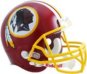 NFL Redskins (78-03) On-Field Full Size Helmet -TB