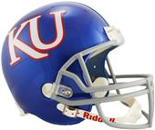 NCAA Kansas Deluxe Replica Full Size Helmet
