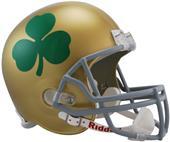 NCAA Notre Dame Shamrock Deluxe Replica Helmet