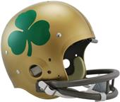 NCAA Notre Dame Shamrock TK Suspension Helmet (TB)