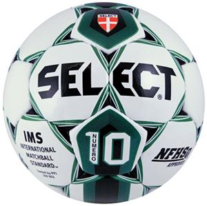 WHITE W/FOREST GREEN - IMS/NFHS