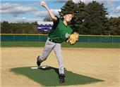 Promounds Major League Green Game Pitcher's Mound