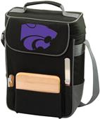 Picnic Time Kansas State Wildcats Duet Wine Tote