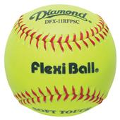"Diamond DFX-11RFPSC 11"" FlexBall Softballs (Dozen)"