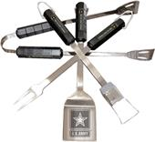 US Army 4 Piece BBQ Set