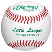 Diamond DFX-LC5 LL Little & Minor League Baseballs
