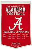 Winning Streak NCAA University of Alabama Banner