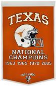 Winning Streak NCAA Texas University Banner