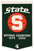 Winning Streak NCAA Michigan State Univ. Banner