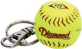 Diamond Baseball/Softball Keychains