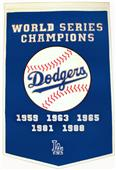 Winning Streak MLB Los Angeles Dodgers Banner