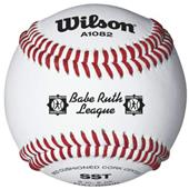 Wilson Youth Babe Ruth Tournament Baseballs 1DZ