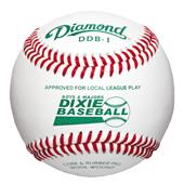 Diamond DDB-1 Dixie Boys & Majors Baseballs