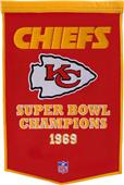 Winning Streak NFL Kansas City Chiefs Banner