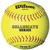 Wilson Collegiate Series A9010 Fastpitch Softballs