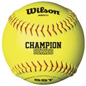 Wilson Champion Series A9011 Fastpitch Softball DZ