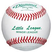 Diamond DLL-1 MC Little & Minor League Baseballs