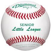 Diamond DSLL-1 Senior Little League Baseballs