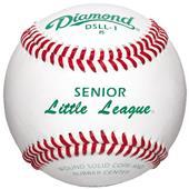 Diamond DSLL-1 Senior Little League Baseballs
