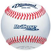 Diamond Official League DriCore Baseballs DOL-DC