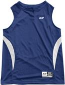 Womens Racerback 1 Button Softball Jersey-Closeout