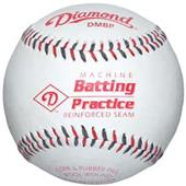 Diamond DMBP Batting Practice Machine Baseballs