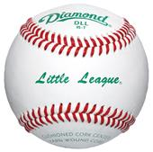 Diamond DLL 12 & Under Little League Baseballs