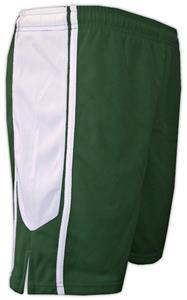 DARK GREEN/WHITE