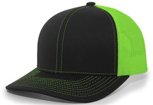 BLACK/NEON GREEN