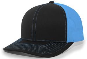 BLACK/NEON BLUE