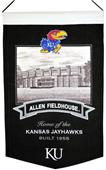 WinningStreak NCAA Allen Fieldhouse Stadium Banner