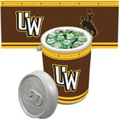 Picnic Time University of Wyoming Mega Can Cooler