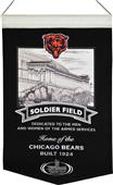 Winning Streak NFL Soldier Field Stadium Banner