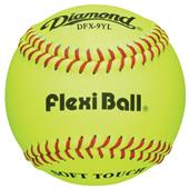 Diamond DFX FlexiBall Baseballs (one dozen)