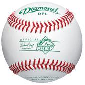 Diamond DPL 16 & Under Pony League Baseballs