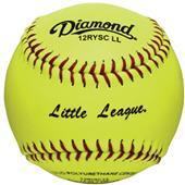 "Little League 12RYSC LL Syn. Cover 12"" Softballs"