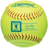 "Diamond 12RY DIZ 12"" Dizzy Dean Softballs"