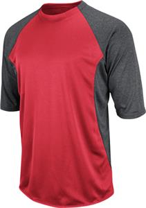 PRO SCARLET/PRO CARBON HEATHER