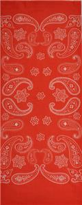 BANDANA RED