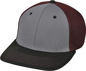 GRAPHITE/MAROON/BLACK
