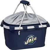 Picnic Time NBA Utah Jazz Insulated Metro Basket