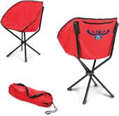 Picnic Time NBA Atlanta Hawks Portable Sling Chair
