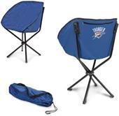 Picnic Time NBA OKC Thunder Portable Sling Chair